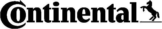 Continental logo 2013 德国马牌集团启用新版Logo