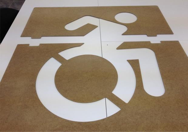 残疾人新logo图标