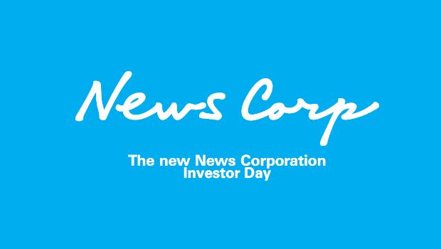 新闻集团公布分拆后的出版业务集团新LOGO