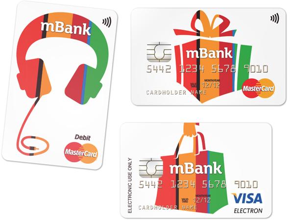 mBank new logo 3 波兰BRE银行网上银行服务mBank启用新Logo