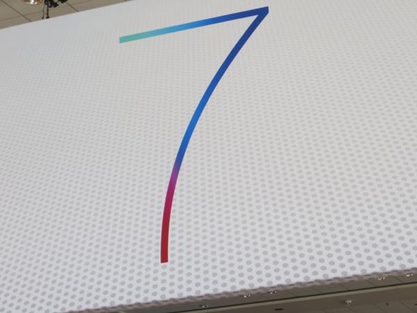 ios 7 logo 5 iOS 7与OS X 10.9新Logo现身WWDC展会