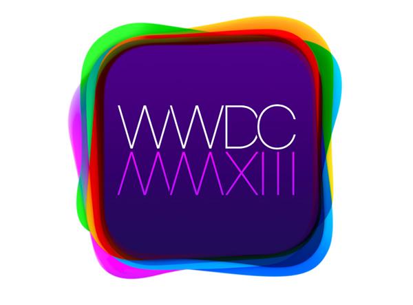 wwdc2013 logo iOS 7与OS X 10.9新Logo现身WWDC展会
