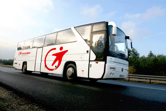 transdev bus 欧洲最大运输企业威立雅运输发展(Veolia Transdev)更名换标