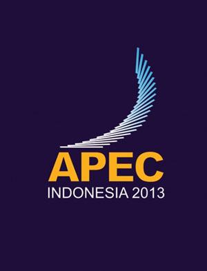 apec 2013 logo 2 印尼2013年亚太经合组织(APEC)会议Logo