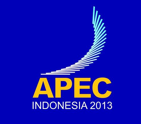 apec 2013 logo 3 印尼2013年亚太经合组织(APEC)会议Logo