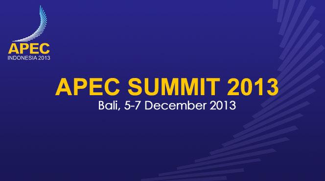 apec 2013 logo 5 印尼2013年亚太经合组织(APEC)会议Logo