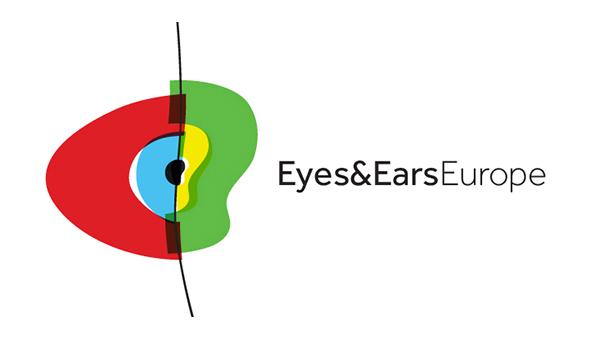 "Eyes and Ears News size 视听媒体业界组织""欧洲耳眼""新品牌标识"