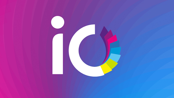 """swisscom io logo 3 瑞士电信新推的网络电话应用""""iO""""品牌标识"""