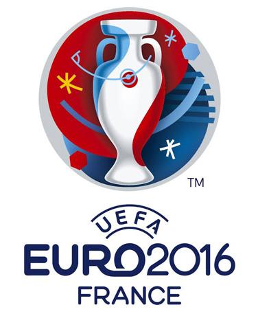 EURO2016 logo 1 2016年法国欧洲杯会徽发布