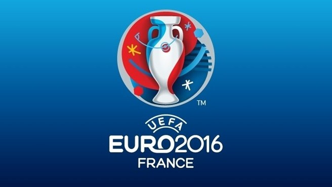 EURO2016 logo 3 2016年法国欧洲杯会徽发布