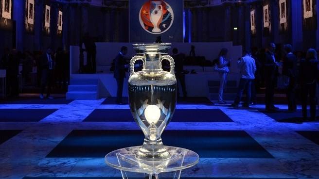 EURO2016 logo 7 2016年法国欧洲杯会徽发布