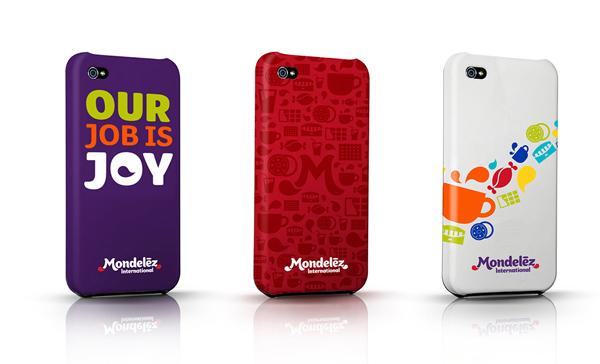 "Mondelez design case 7 卡夫食品分拆公司""亿滋国际""企业形象设计案例"