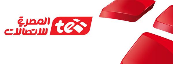 telecom egypt new logo 2 埃及电信公司(Telecom Egypt)启用新Logo