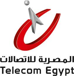 Telecom Egypt logo 埃及电信公司(Telecom Egypt)启用新Logo