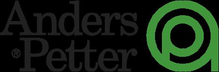 Anders Petter logo 瑞典厨具品牌Anders Petter启用新Logo