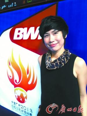 bwf 2013 logo designer 2013年世界羽毛球锦标赛会徽及背后故事