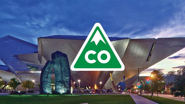 美国科罗拉多州(Colorado)启用全新形象标志和口号