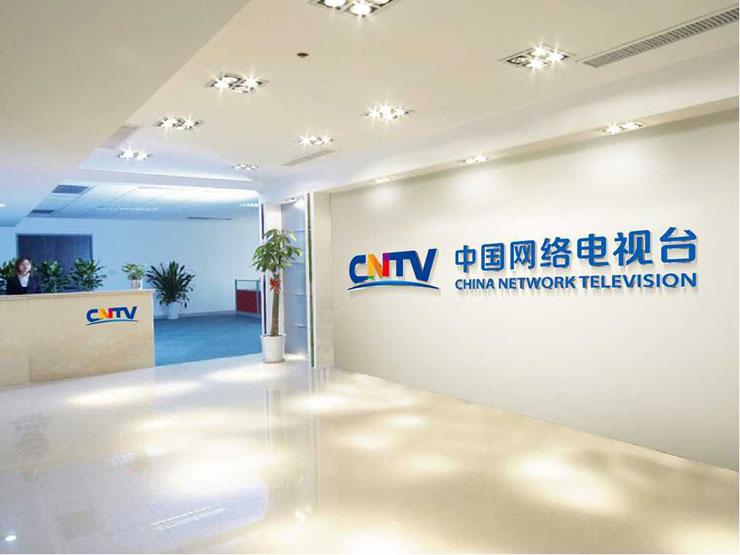 cntv new logo 2 正邦新作:中国网络电视台(CNTV)新Logo