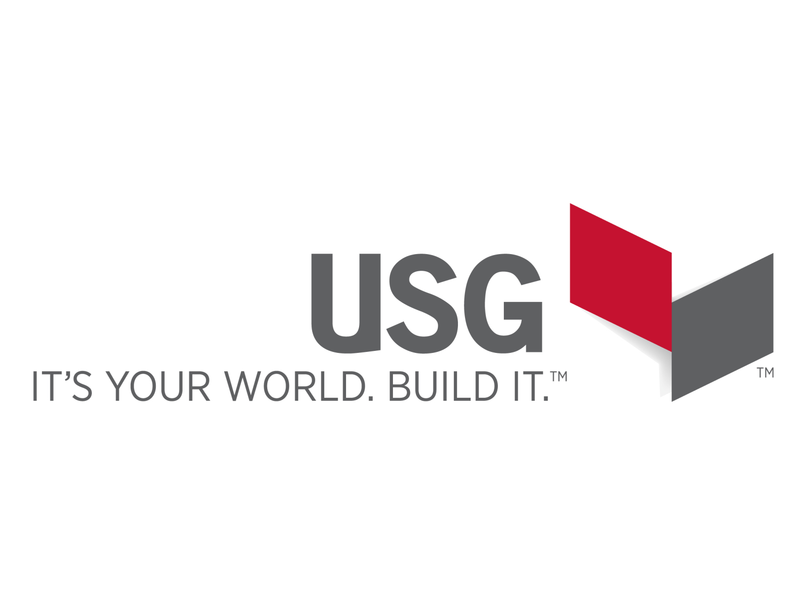 usg new logo 2 美国著名建材制造商USG公司启用新Logo