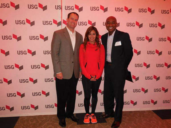 usg new logo 4 美国著名建材制造商USG公司启用新Logo