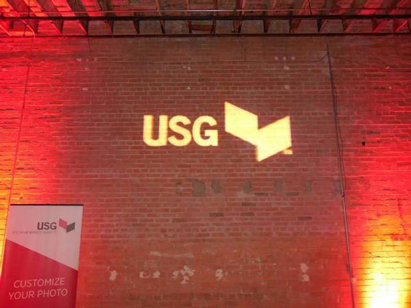 usg new logo 5 美国著名建材制造商USG公司启用新Logo