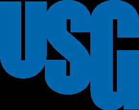 USG logo 美国著名建材制造商USG公司启用新Logo