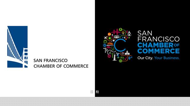 旧金山商会(SFCC)启用新LOGO
