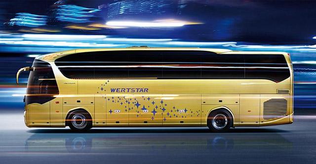 扬州亚星客车启用新LOGO