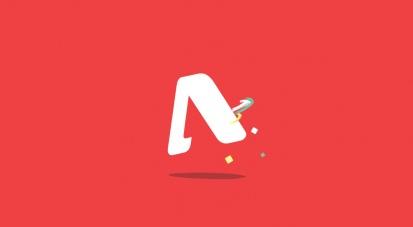 Alpha TV logo 希腊阿尔法电视(Alpha TV)启用新台标