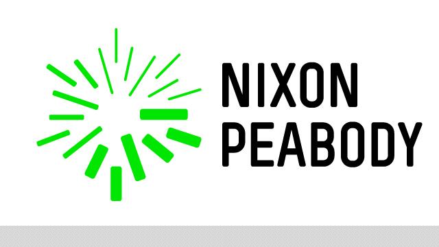 美国尼克松•皮博迪律师事务所启用新LOGO