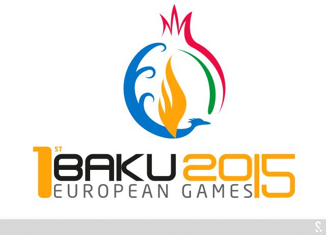 2015年首届欧洲运动会会徽正式发布图片