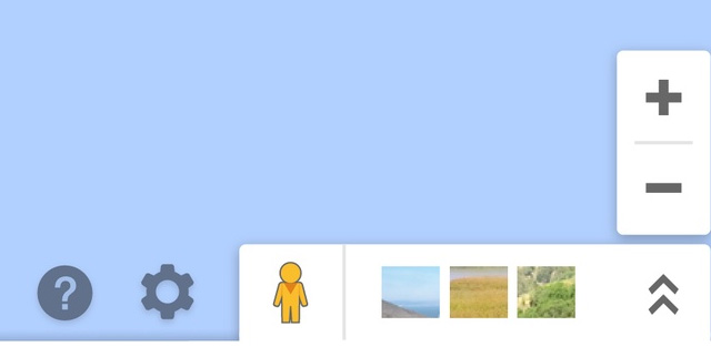 谷歌地图重新设计街景小黄人Pegman