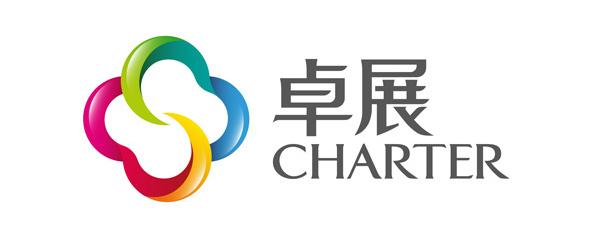charter group logo1 百货运营商卓展集团新形象标识