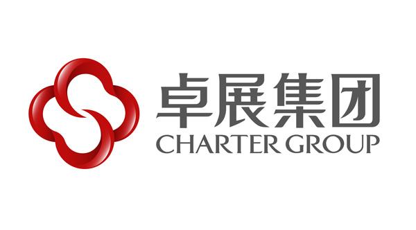 charter logo 2 百货运营商卓展集团新形象标识
