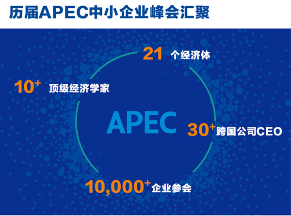2013 apec sme summit logo 10 2013年APEC中小企业峰会品牌形象