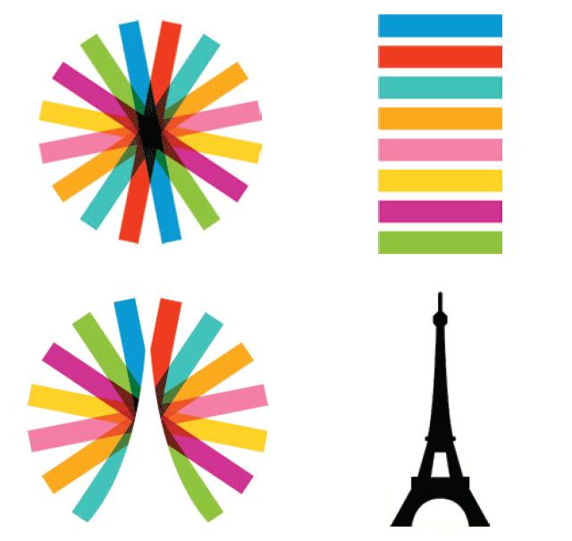 法国巴黎大区(Paris Region)启用新标志