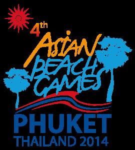 Phuket 2014 Asian Beach Games logo 2014年亚洲沙滩运动会会徽和吉祥物