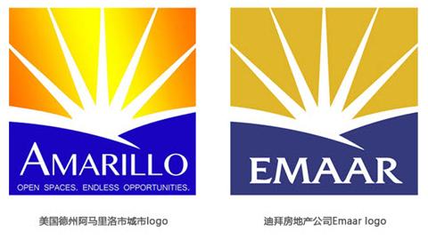 "amarillo city logo 美国政府也会有这样的Logo""意外事故"""