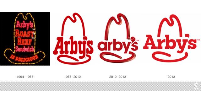 美国老字号快餐连锁店Arby's更换新Logo
