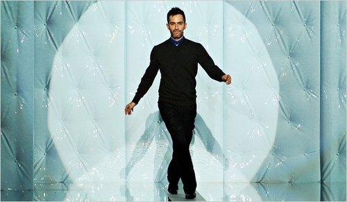 美国著名时装设计师Marc Jacobs