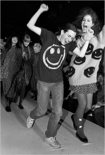 1985年的Marc Jacobs,年少轻狂