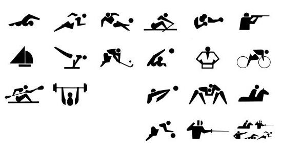 东京获得 2020 年夏季奥运主办权,咱们来聊聊标志设计