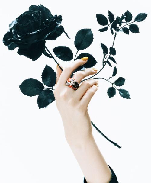 `诱惑与冲击--时尚摄影师妆容拍摄大片欣赏 - 小生有礼 - 缘来如此心动