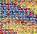 当代美国的自画像:用数量堆砌的艺术