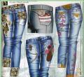JASMI 意大利女装牛仔裤款式设计手稿书
