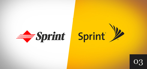 Great Redesigns | Function Design Blog | Sprint Logo