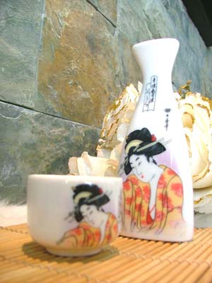 日本清酒杯套装 尽显家居静谧风尚