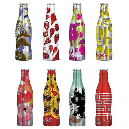 创意无限的可口可乐瓶设计