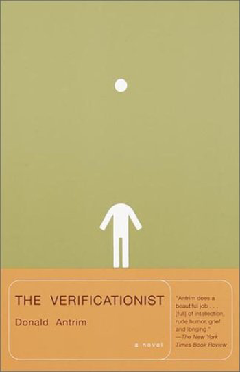 Beautiful Book Covers - The Verificationist