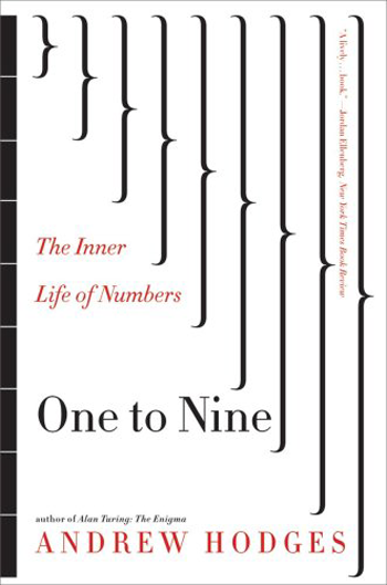 Beautiful Book Covers - One to Nine